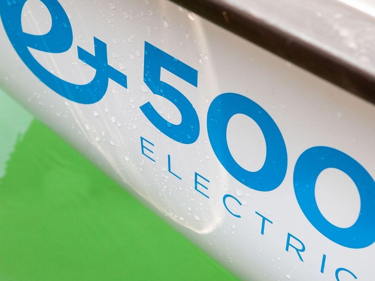 Bote eléctrico en Asturias