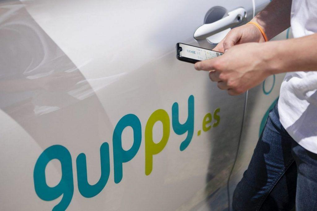 Guppy Car sharing